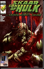 P00005 -  Skaar - Son of Hulk - El salvaje mundo de Skaar.howtoarsenio.blogspot.com #5