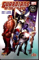 P00031 - 30 - Guardians of the Galaxy #16