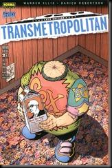 P00006 - Transmetropolitan #2