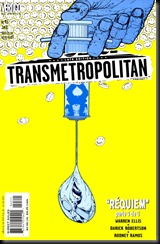 P00036 - Transmetropolitan #6