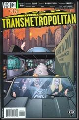 P00051 - Transmetropolitan #9