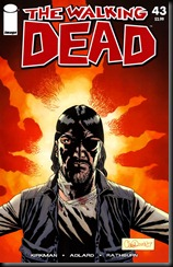 P00043 - The Walking Dead #43