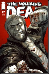 P00017 - The Walking Dead #17