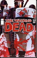 P00025 - The Walking Dead #25
