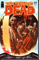 P00027 - The Walking Dead #27