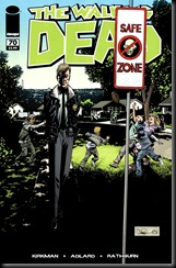 P00064 - The Walking Dead #70
