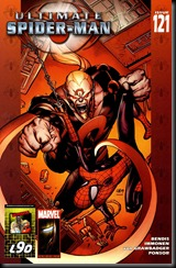 P00008 - Ultimate Spiderman v3 #121