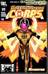 15 - Green Lantern Corps #35