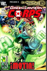 16 - Green Lantern Corps #36