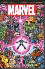 P00028 - Sagas cosmicas de Thanos - 28 El Fin #1
