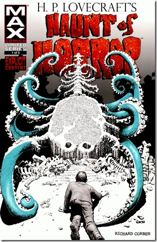 Richard Corben-Lovecraft's Haunt of Horror 1-0-portada