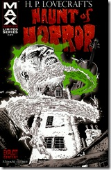 Richard Corben-Lovecraft's Haunt of Horror 2-0-portada