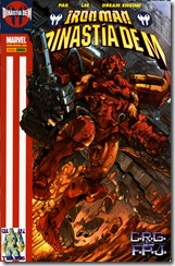 P00019 -  18 - Iron Man - Dinastia de M #3