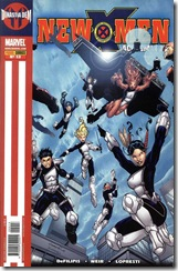 P00023 -  22 - Nuevos X men - Academia 13 #17