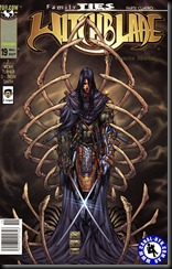 P00021 - Witchblade #19