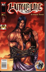 P00022 - Witchblade #20