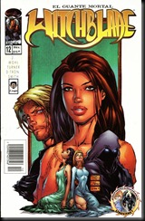 P00014 - Witchblade #12