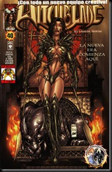 P00042 - Witchblade #40