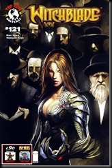 P00071 - Witchblade #121