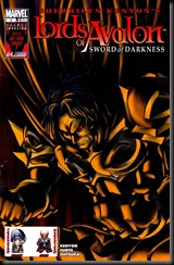 P00002 - Lords of Avalon - Sword of Darkness #2