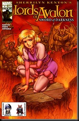 P00005 - Lords of Avalon - Sword of Darkness #5