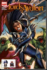 P00002 - Lords of Avalon - Knight of Darkness #2