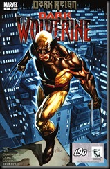 P00048 - Dark Reign - Dark Wolverine howtoarsenio.blogspot.com #77