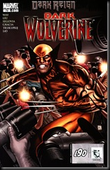 P00049 - Dark Reign - Dark Wolverine howtoarsenio.blogspot.com #78