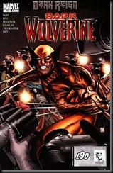 P00049 - Dark Reign - Dark Wolverine howtoarsenio.blogspot.com #78