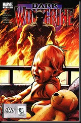 P00051 - Dark Reign - Dark Wolverine howtoarsenio.blogspot.com #80