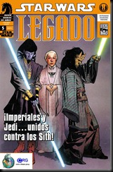 P00005 - Star Wars - Legado #4
