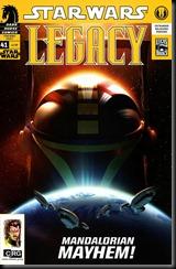 P00041 - Star Wars - Legado #41