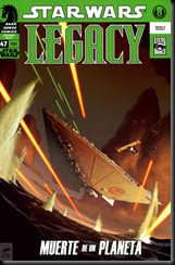 P00047 - Star Wars - Legado #47