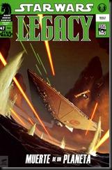 P00047 - Star Wars - Legado #47
