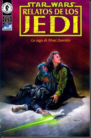 P00003 - SW - 03 Relatos de los Jedi #5