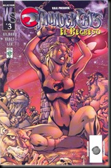 P00003 - Thundercats - El Regreso #3