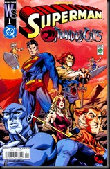 Superman / Thundercats