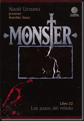 P00032 - Monster  - Los pasos del miedo.howtoarsenio.blogspot.com #32