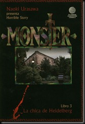 P00003 - Monster  - La chica de Heidelberg.howtoarsenio.blogspot.com #3
