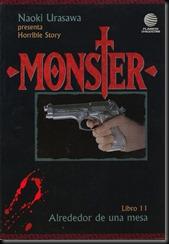 P00011 - Monster  - Alrededor de una mesa.howtoarsenio.blogspot.com #11