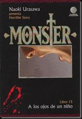 P00015 - Monster  - A los ojos de un niño.howtoarsenio.blogspot.com #15