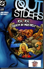 P00014 - 14 - Outsiders -  - Sum of all Evil #14
