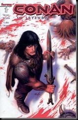 P00002 - Conan - La Leyenda #1