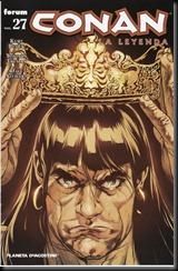 P00028 - Conan - La Leyenda #27