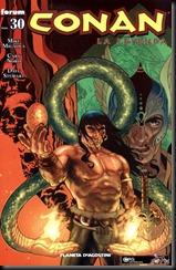 P00031 - Conan - La Leyenda #30