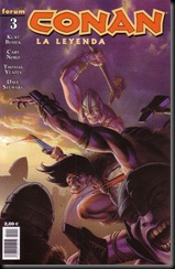 P00004 - Conan - La Leyenda #3
