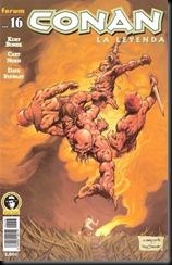 P00017 - Conan - La Leyenda #16