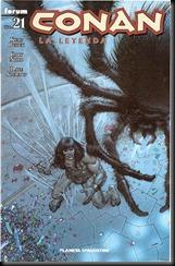 P00022 - Conan - La Leyenda #21