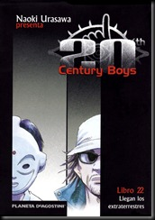 P00022 - 20th Century Boys - Tomo  - Llegan los extraterrestres.howtoarsenio.blogspot.com #22