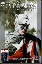 P00002 - Capitan America - The Chosen #2